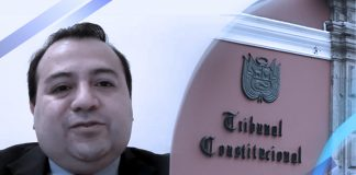 Stuardo Ralón Orellana - Tribunal Constitucional (Foto: Ideeleradio)