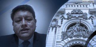 Walter Ayala - Congreso (Fotos: Ideeleradio - Andina)