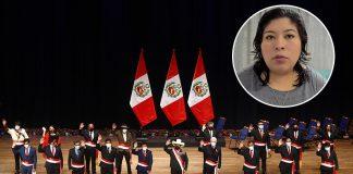 Betssy Chávez - Consejo de Ministros (Fotos: Ideeleradio - Presidencia)