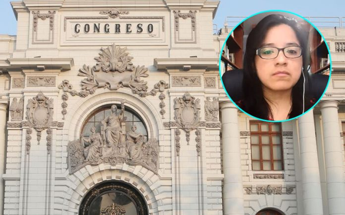 Cruz Silva - Congreso (Foto: Ideeleradio-Andina)