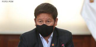 Guido Bellido - Foto: Presidencia