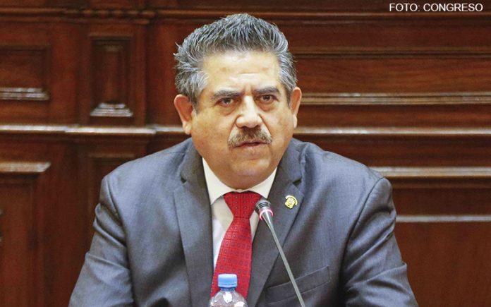 Manuel Merino de Lama (Foto: Congreso)