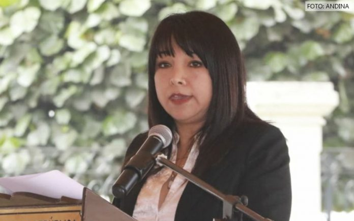 Mirtha Vásquez - Foto: Andina