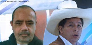 Pedro Castillo - Eduardo Adrianzén (Foto: Ideeleradio - Presidencia)