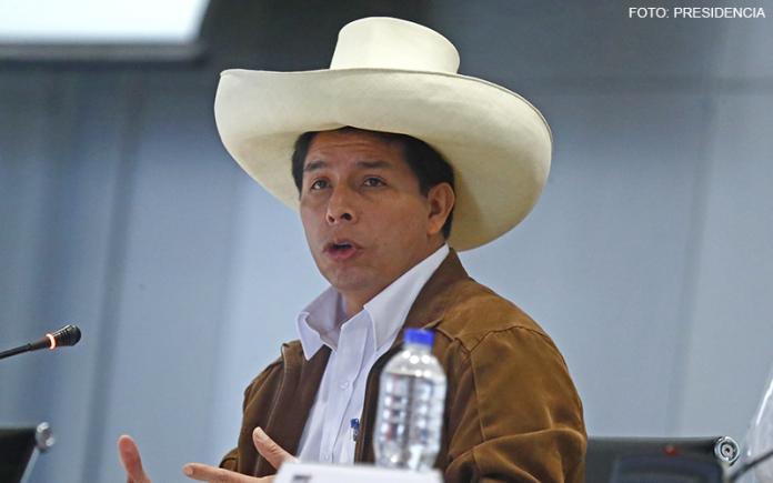 Pedro Castillo - Foto: Presidencia