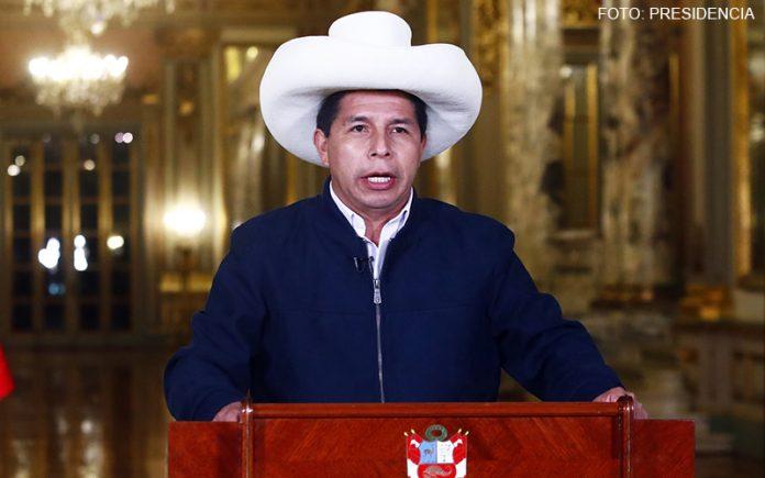 Pedro Castillo (Foto: Presidencia)