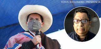 Pedro Castillo - José Ragas (Fotos: Ideeleradio - Presidencia)